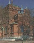 Крестовоздвиженская церковь, 1912-1914 гг.        Из 17 церквей уцелела лишь она одна, т.к. в 30-40 годы XXвека она выполняла функции склада.