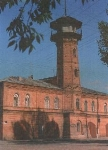 Пожарная каланча, 1896г.  Сейчас выполняет функции пожарной части города.